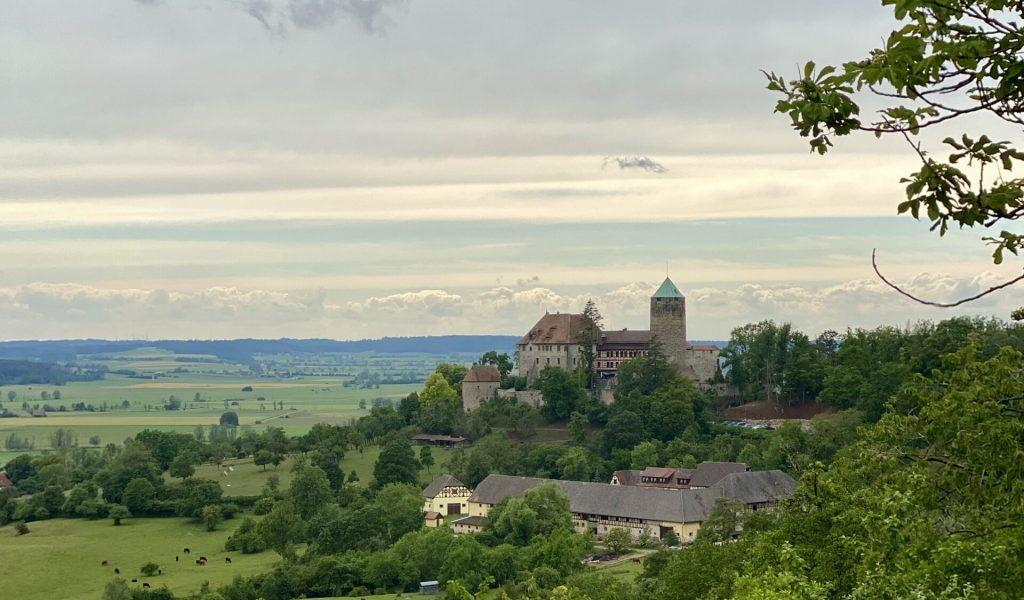 Burg Colmberg Frankenhöhe 2